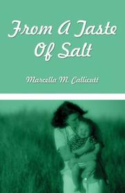Cover of: From A Taste Of Salt