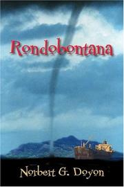 Cover of: Rondobontana