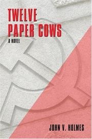 Cover of: Twelve Paper Cows