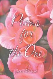 Cover of: Poems for the One