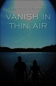 Cover of: Vanish In Thin Air