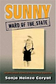 Cover of: Sunny, Ward of the State