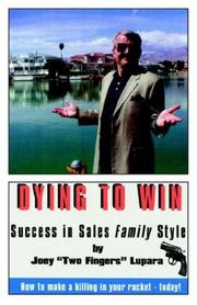 Cover of: Dying To Win