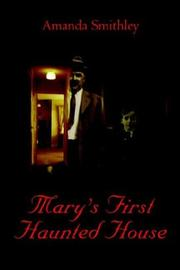Cover of: Mary's First Haunted House
