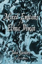 Cover of: Mixed Emotions Of An Ethnic Woman