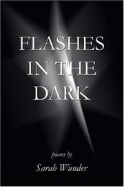 Cover of: Flashes in the Dark