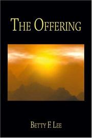 Cover of: The Offering