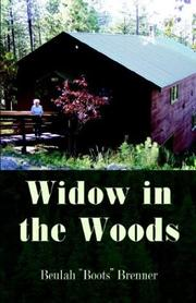 Cover of: Widow In The Woods