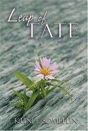 Cover of: Leap of Fate  | Kunle Somefun