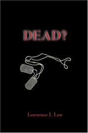 Cover of: Dead?