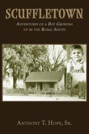 Cover of: Scuffletown: Adventures of a Boy Growing up In the Rural South