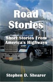 Cover of: Road Stories