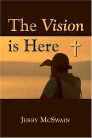 Cover of: The Vision is Here