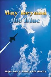 Cover of: Way Beyond the Blue