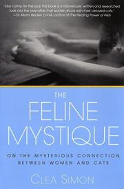 Cover of: The feline mystique