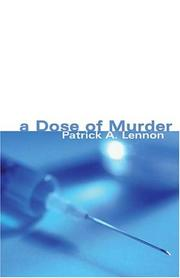 Cover of: A Dose of Murder