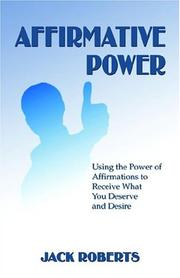 Cover of: Affirmative Power