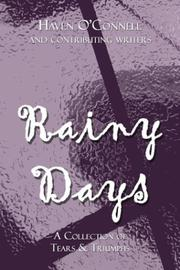 Cover of: Rainy Days | Haven O