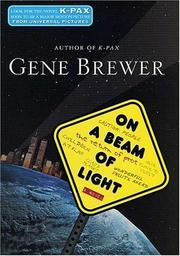 Cover of: On a beam of light | Gene Brewer
