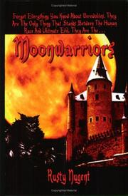 Cover of: Moonwarriors | Rusty Nugent