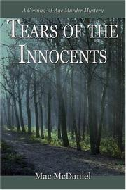 Cover of: Tears of the Innocents | Mac McDaniel