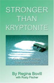 Cover of: Stronger Than Kryptonite | Regina Bovill