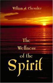 Cover of: The Wellness of the Spirit