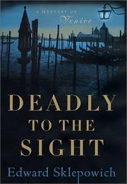 Cover of: Deadly to the sight