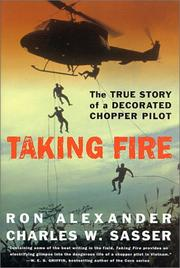 Cover of: Taking Fire | Ron Alexander