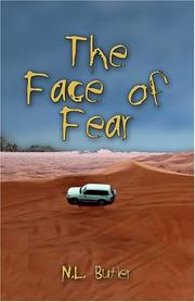 Cover of: The Face of Fear | N.L Butler