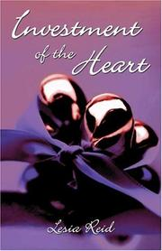 Cover of: Investment of the Heart
