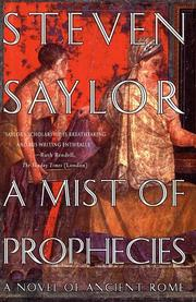 Cover of: A Mist of Prophecies
