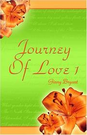 Cover of: Journey of Love 1 | Ginny