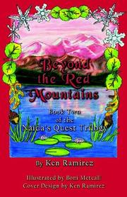 Cover of: Beyond the Red Mountains: Book Two of the Naida's Quest Trilogy