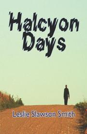 Cover of: Halcyon Days