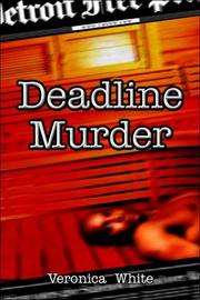 Cover of: The Deadline Murders