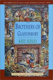 Cover of: The brothers of Glastonbury by Kate Sedley