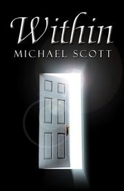 Cover of: Within | Michael Scott
