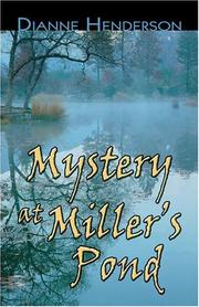 Cover of: Mystery at Miller