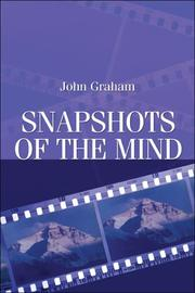 Cover of: Snapshots of the Mind