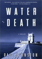 Cover of: Water of death