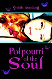 Cover of: Potpourri Of The Soul | Cynthia Armstrong