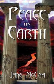Cover of: Peace on Earth