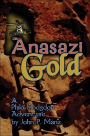 Cover of: Anasazi Gold | John P. Manz