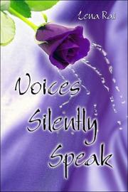 Cover of: Voices Silently Speak | Lena Rai