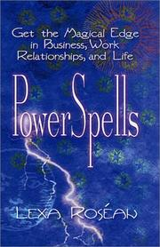 Cover of: PowerSpells