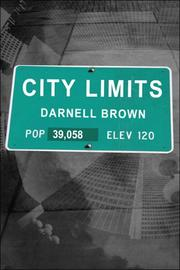 Cover of: City Limits | Darnell Brown