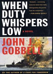 Cover of: When duty whispers low