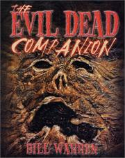 Cover of: The evil dead companion