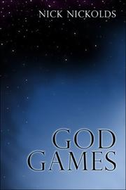 Cover of: God Games
